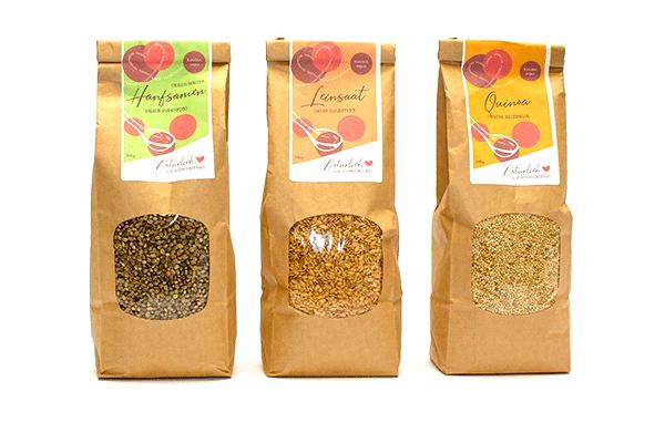 Unsere Bio-Produkte: Alle Saatensorten vom Hof Schwienhorst